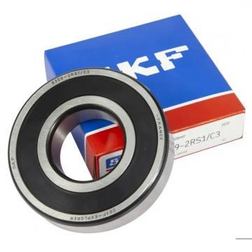 55 mm x 140 mm x 33 mm  SKF 7411 BGAM  Angular Contact Ball Bearings