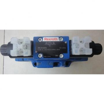 REXROTH 4WE 6 D6X/EG24N9K4/V R900564105 Directional spool valves
